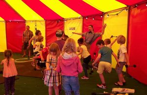 Manipulation and circus skills