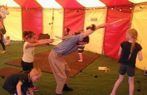 Manipulation and circus skills